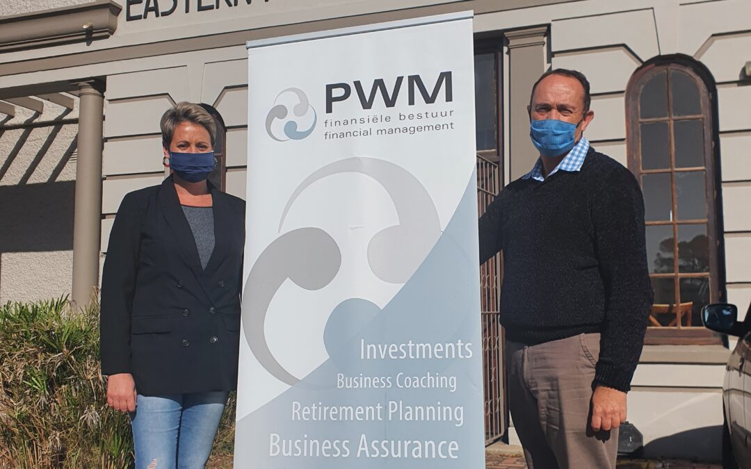 R25 000 for Tutoring Programme from PWM
